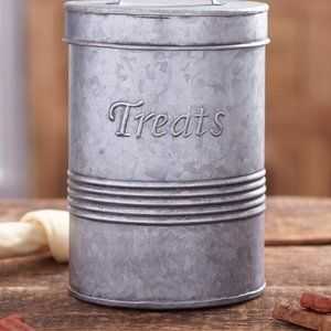 Treat Canister for your Pets